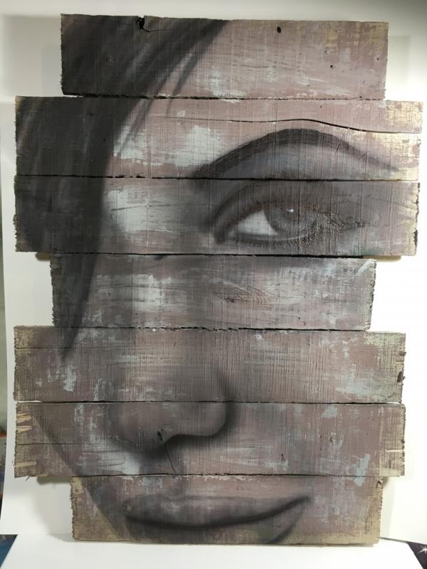 pallette canvas