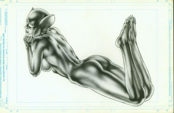 Many Comics Artists use the Airbrush! - Comics