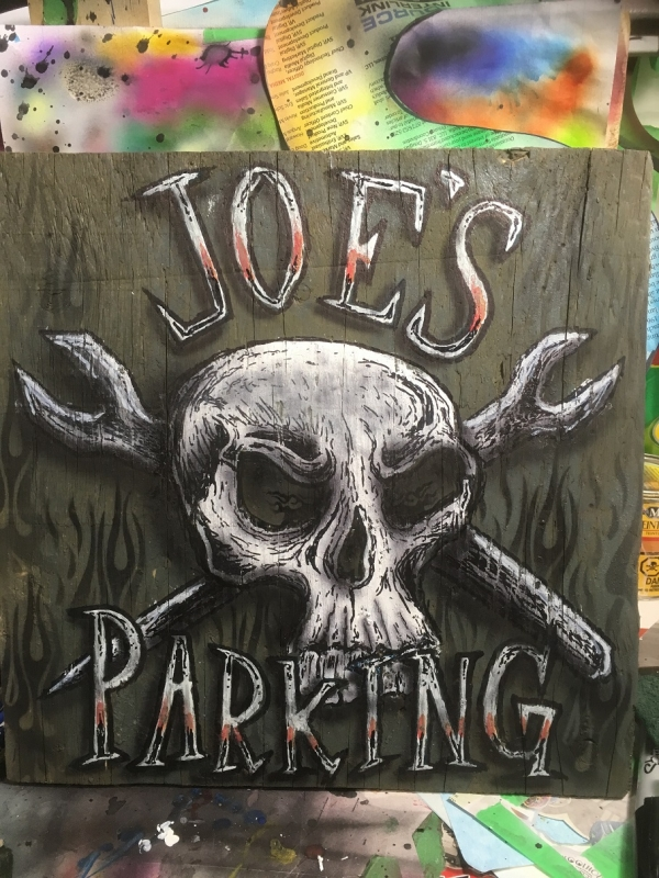 joes parking