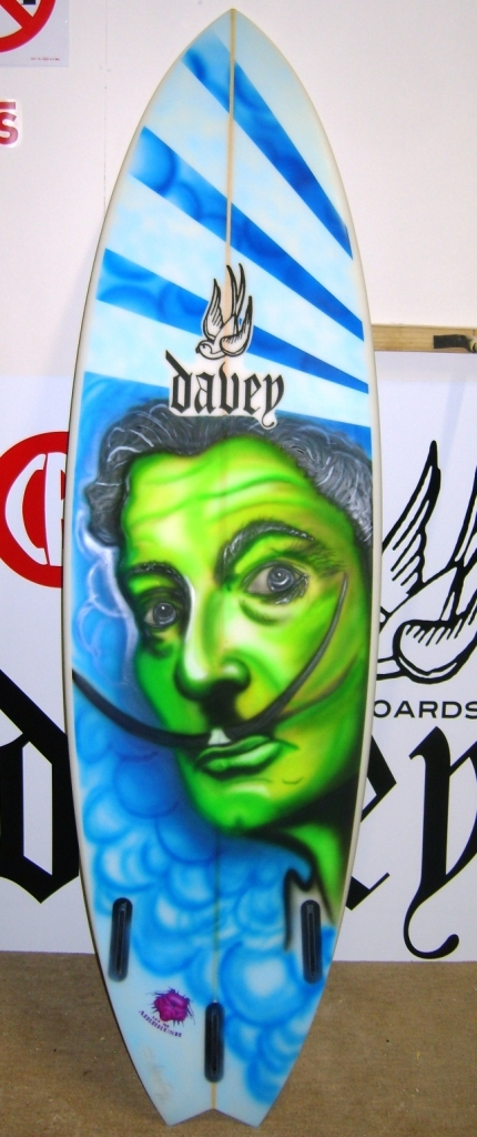 Surfboards | Let me airbrush