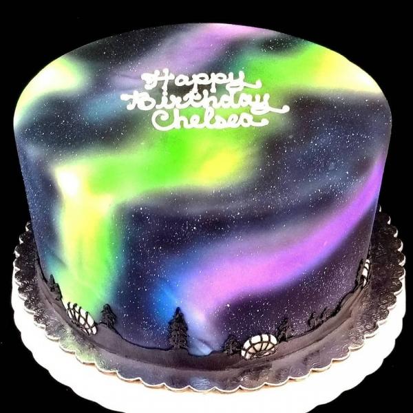 Cake - Photo by Sara Mercier (@campassionatecakes) | Webstagram