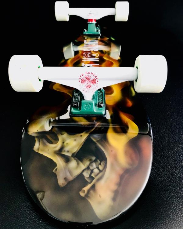 Skateboard - Instagram Photo by IAINTNOSAINT (@iaintnosaint) | Webstagram