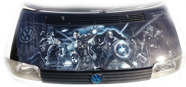 Lee Morgan Artworx Customs, Airbrush Artist - Shropshire/Mid Wales