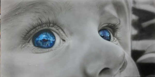 Lee Morgan Artworx Gallery, Airbrush Artist - Shropshire/Mid Wales