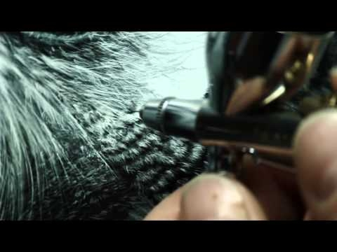 Trojnanart #video - Trojan Henryk fotoreal photorealistic airbrush fine art - Airbrush Videos