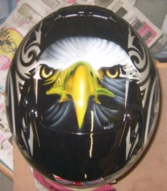 Airbrushed art,Airbrush,Airbrush cars,bkes,helmets | Let me airbrush