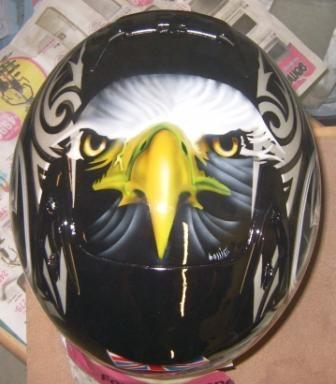 Airbrushed art,Airbrush,Airbrush cars,bkes,helmets   Let me airbrush
