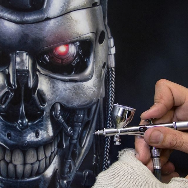 Terminator - Photorealism