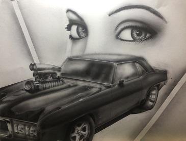 E&C1 - Airbrush Garage