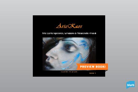 ArteKaos Airbrush - Original ART Book, Vol.1