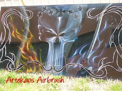 ArteKaos Airbrush - Airbrush