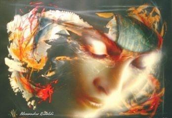 ArteKaos Airbrush - Original Abstract ART by Alessandro Rinaldi