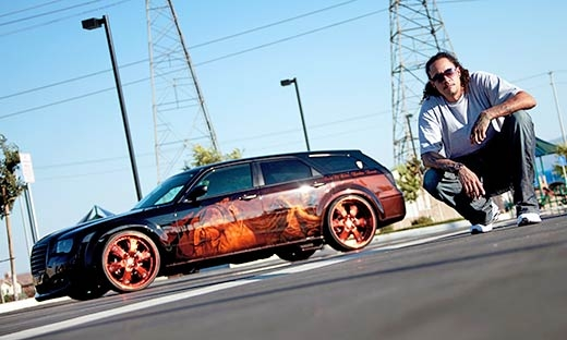 dodge-magnum-cory-st-clair - Airbrush Artwoks