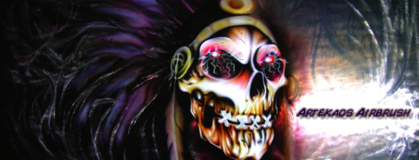 Artekaos-Airbrush | Facebook Fan Page