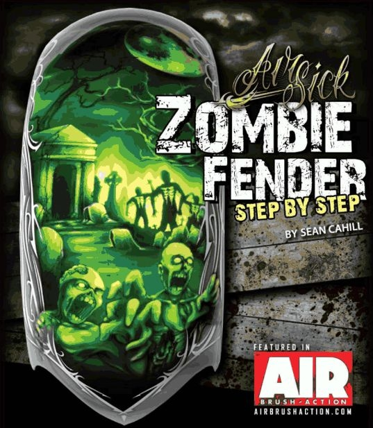 Airbrush Step by Step Free Download!