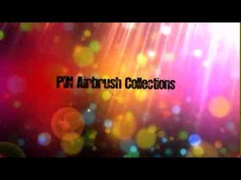 ▶ Join to the 1° Airbrush PIN Community! - YouTube Official Video - This Is My Life