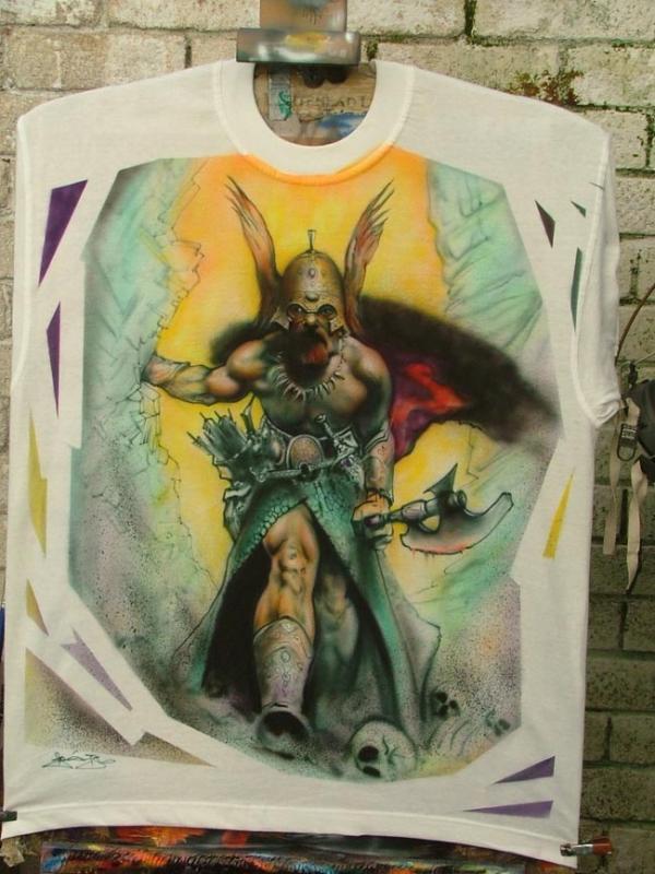 Giorgio Uccellini (This Tshirt is MINE!)
