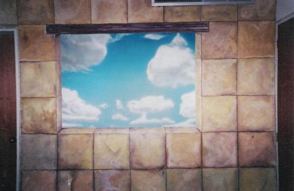 mural decorativo para hab de nixa arte y aerografia / /www.facebook.com/pages/nixa-arte-y-aerografia/222640651124798?ref=hl