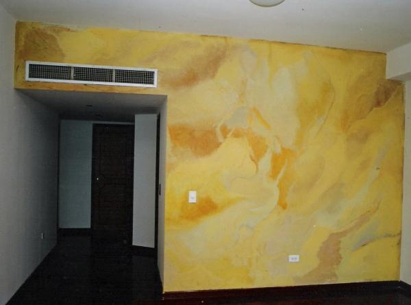 trabajo en pared efecto marmoleado en aerografia, por nixa arte y aerografia, www.facebook.com/pages/nixa-arte-y-aerografia/222640651124798?ref=hl