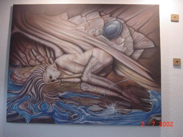 inspiracion en Luis Royo aerografiado por nixa arte y aerografia, www.facebook.com/pages/nixa-arte-y-aerografia/222640651124798?ref=hl