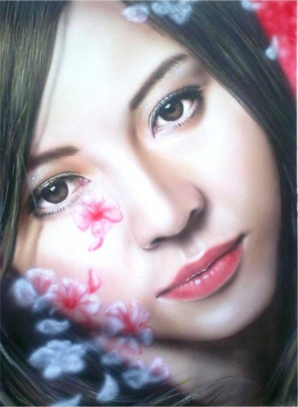Airbrush Arts Gallery « falconmedia
