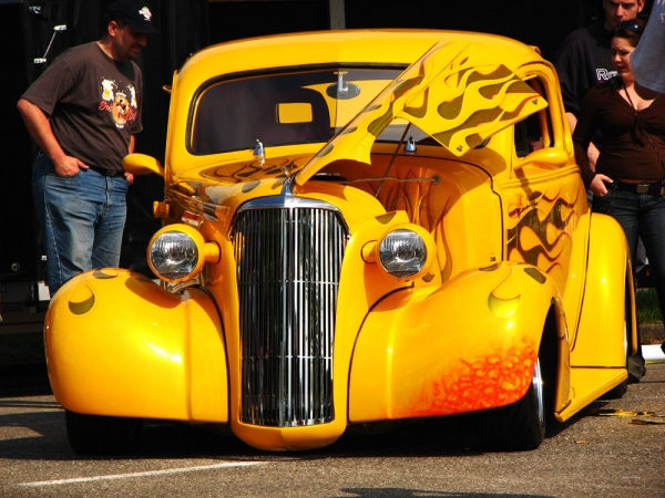 '37 Hot Rod by AmericanMuscle