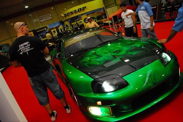 crossover-airbrush.com 1200 HP Supra Dubai Paintjo