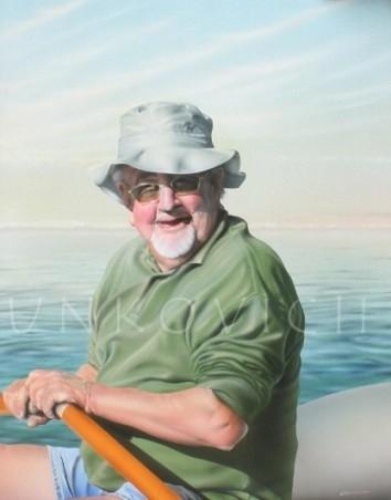 Colin Unkovich New Zealand Airbrush Artist