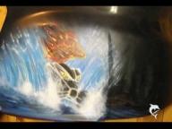 ArteKaos Airbrush - Videos - Kustom Furious Quad - Airbrush Video Tutorials