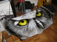 custom airbrush by Illpnoy - Airbrush Artwoks