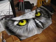 custom airbrush by Illpnoy - Airbrush Artwoks
