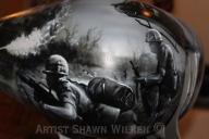 tribute tank  - Airbrush Artwoks