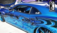 SEMA 2012 - Cool Rides  - Tuning Cars Airbrush