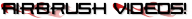 Airbrush Videos - Airbrush Video Tutorials