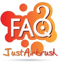 Questions or tecnical issues? Take a look... - JustAirbrush FAQ