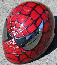 Cool Airbrushed Helmets | Jorymon Techblog - Airbrush Artwoks