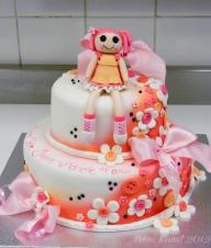 Airbrush Cake - Food