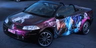 Custom Car Painting - Car Airbrushing - Airbrush Artwoks