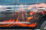 Airbrush dragon - Airbrush Artwoks