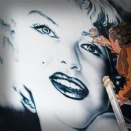 La fabrica delle idee - Airbrush Murales