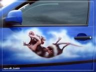 Aerografia - Airbrush Artwoks