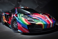 Absolute amazing Airbrush car - Top Airbrush Artwork on the Web
