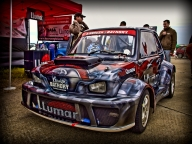 Polski HDR - Stunning Fiat 126 - Tuning Cars Airbrush