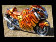 Airbrush Frank Hazen Custom Paint  - Airbrush Artwoks