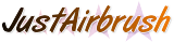 JustAirbrush new Logo! - My Designs