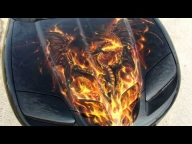 1999 Trans Am w/ Graphix by Mike Lavallee - YouTube - Kustom Airbrush