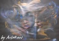 """ArteKaos Airbrush - """"Reflex..."""" Original ART - ArteKaos Art"""