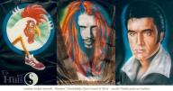 Airbrush Art Samples - Airbrush Art