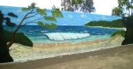 20 METER WALL MURAL - Airbrush Murales