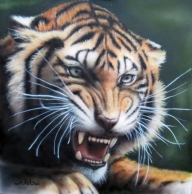 Airbrush Art by Shelts Vladislaw - Favorite Art